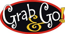 Grab and Go Graphic Image