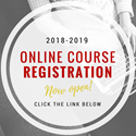 2018-2019 Online Course Registration Now Open