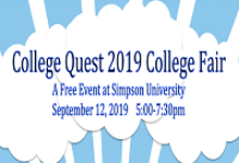 College Quest 2019 College Fair