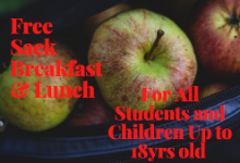 Free Sack Breakfast and Lunches