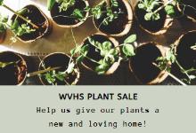 wvhs plant sale