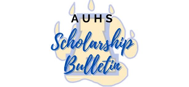 Scholarship Bulleting