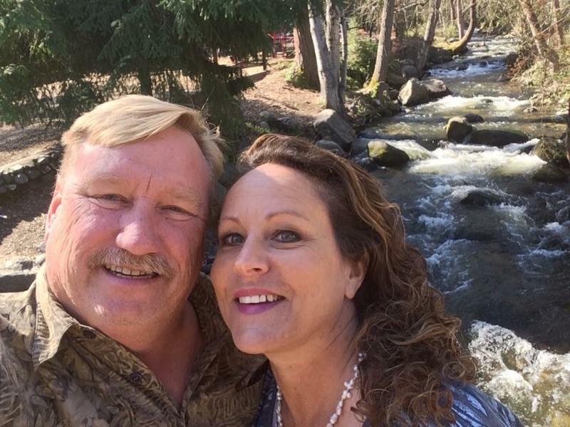 Michelle Boydstun and Husband