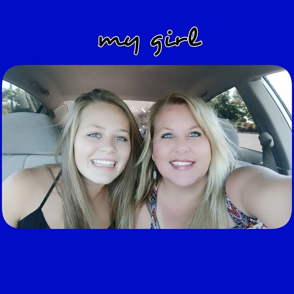 Amy Killingbeck and Daughter