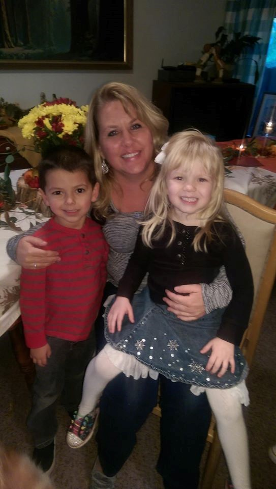 Amy Killingbeck and Kids
