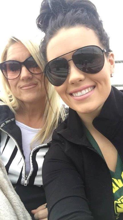 Jill McWilliams and Daughter 2