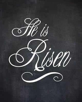 Jill McWilliams Quote : He is Risen