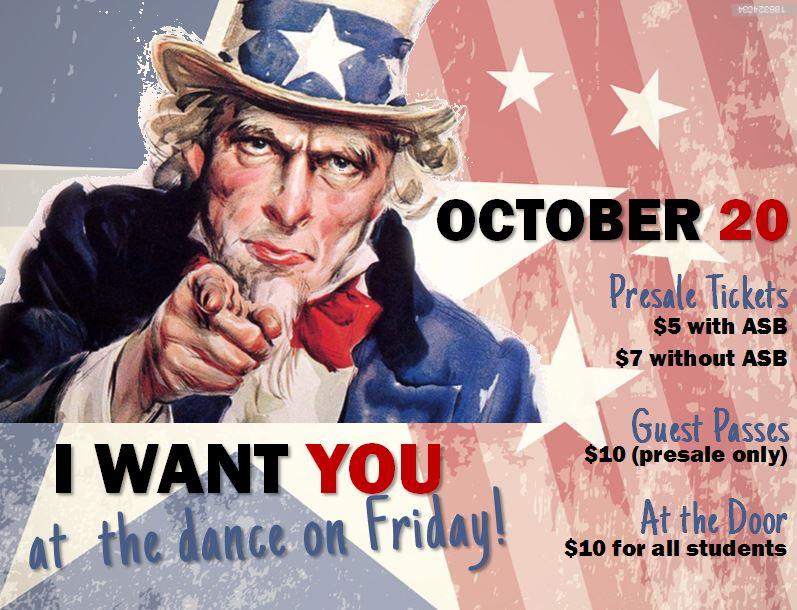 Patriotic Dance, October 20