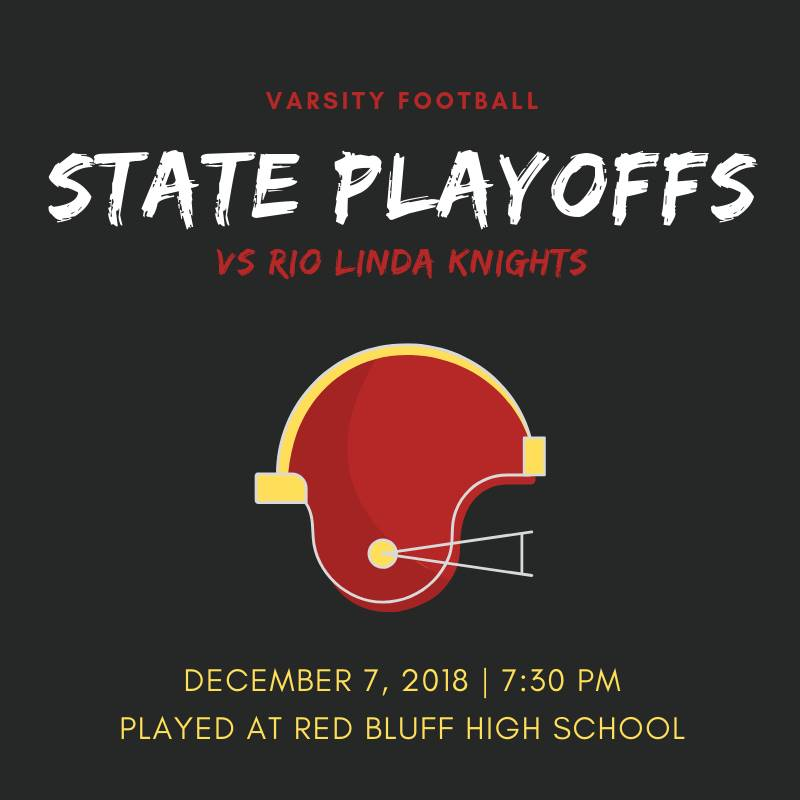 Playoffs at RBHS