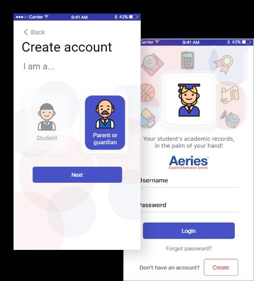 Login to Aeries