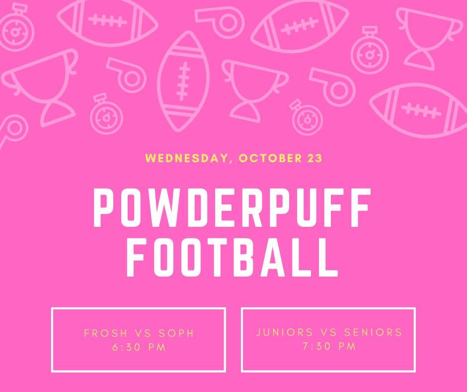 Powderpuff Football
