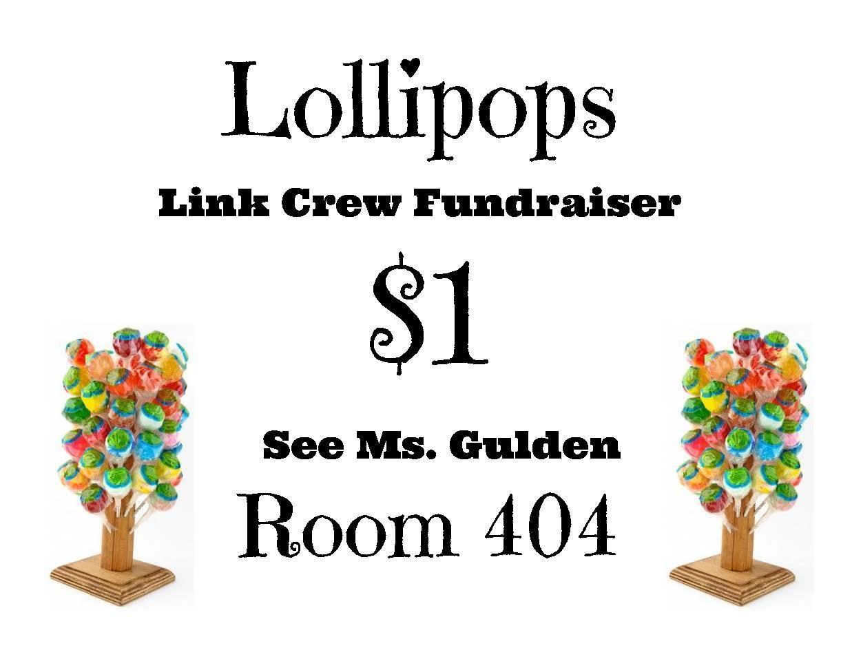 lollipops $1