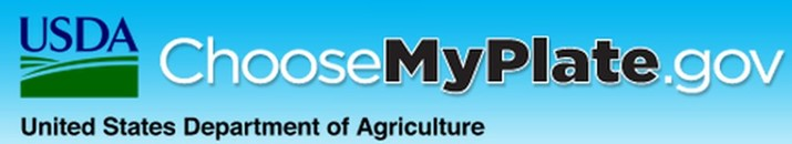 USDA Choose My Plate Graphic Logo