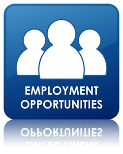 Employment Opportunities Graphic Logo