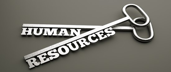 Human Resources Graphic Logo