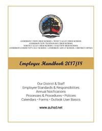 Employee Handbook Graphic Logo