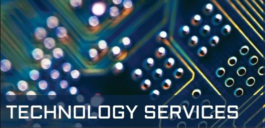 Technology Services Graphic Logo